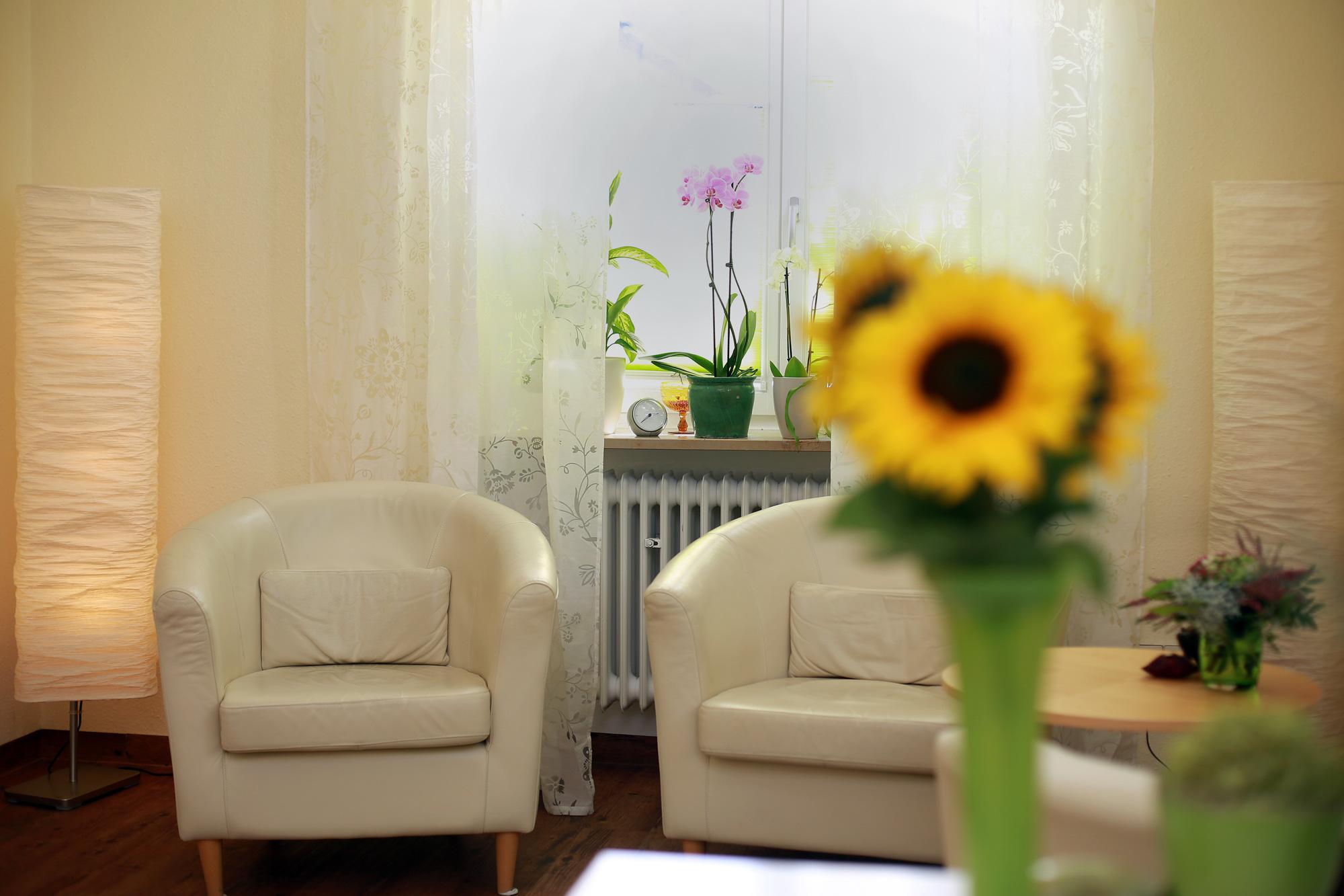 Innenräume | Praxis Hypnose und Wandel | Hypnose | Hypnosetherapie | Freiburg Lörrach Basel