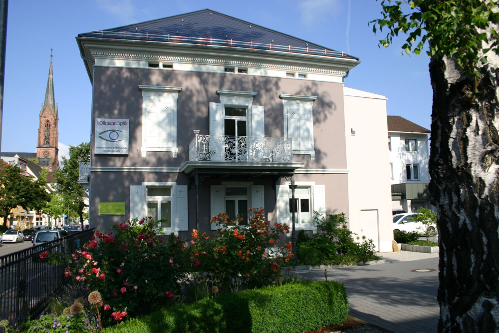 Aussenansicht | Praxis Hypnose und Wandel | Hypnose | Hypnosetherapie | Freiburg Lörrach Basel