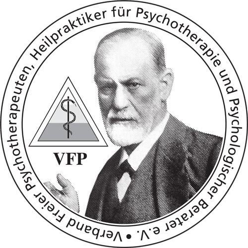 Verband freier Psychotherapeuten Logo | Praxis Hypnose und Wandel | Hypnose | Hypnosetherapie | Freiburg Lörrach Basel